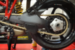 Single Sided Swingarm Chain Adjustment Ducati