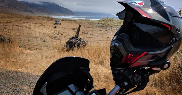 AGV AX-8 Dual Evo Helmet Review