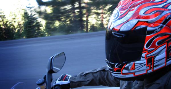 Arai RX-7 Corsair Fire and Ice Motorcycle Helmet