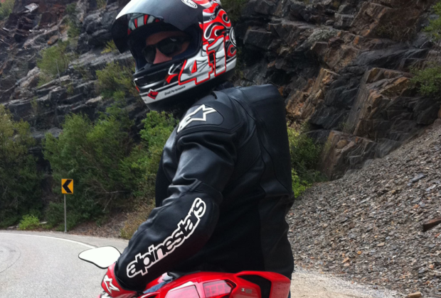 Alpinestars S-MX Air Flo Vented Motorcycle Jacket