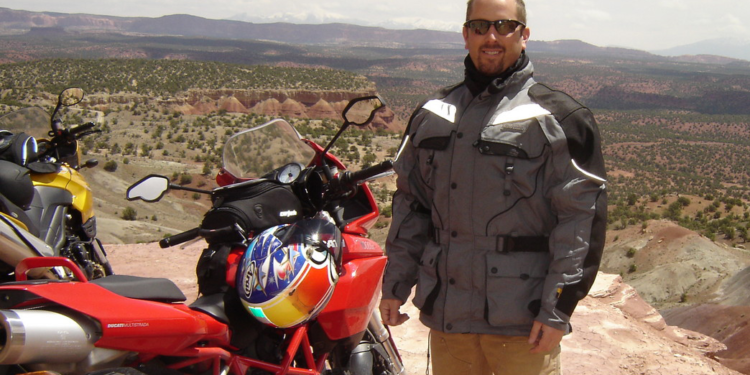 Olympia AST All Seasons Touring Motorcycle Jacket
