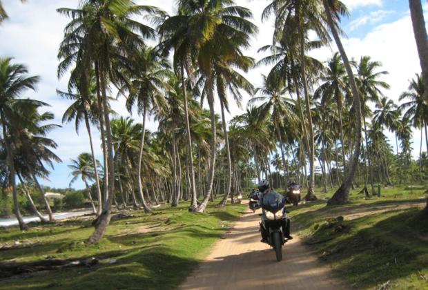 V-Strom Dominican Republic MotoCaribe