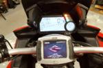 motorcycle handlebar ram gps phone mount
