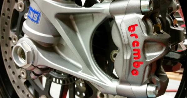 Brembo M50 Front Brake Caliper Multistrada 1200 Upgrade