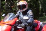 Power Trip Blackhawk Leather Motorcycle Jacket