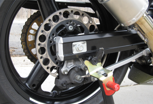 SV650 Rear Wheel