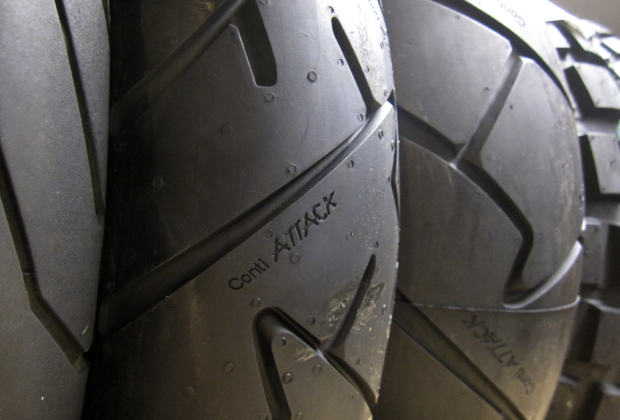 Motorcycle Tires Explained