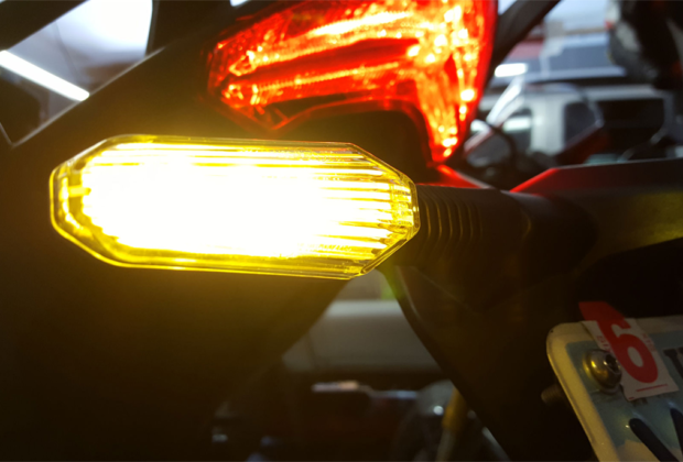 fast blinking led turn signals fix