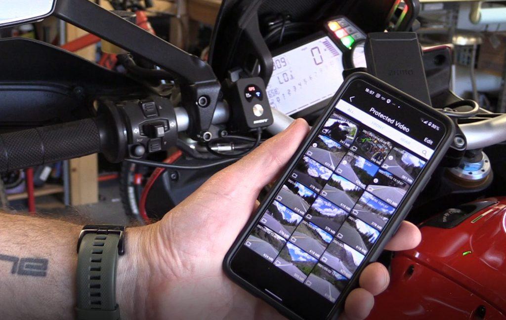 Innovv mobile App
